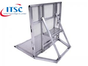concert stage barriers aluminium