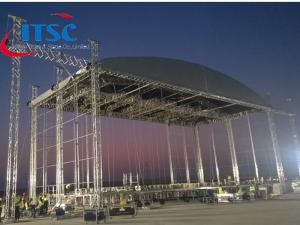 heavy duty truss system