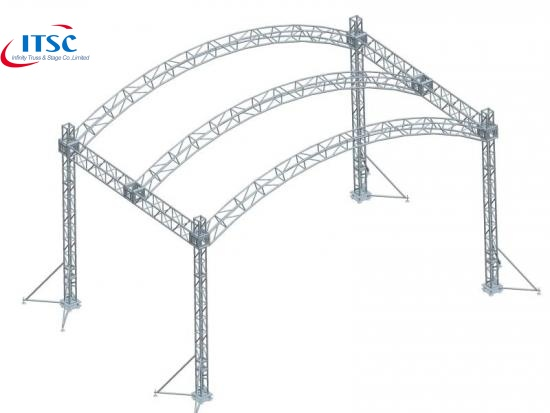 Arc Truss Structure